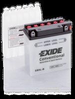 Аккумулятор для мотоциклов Exide Conventional 5 Ah