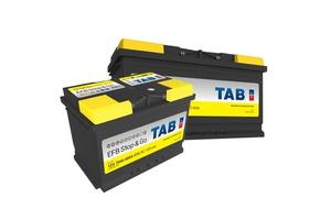 Аккумулятор автомобильный Tab Stop&Go EFB 60 R