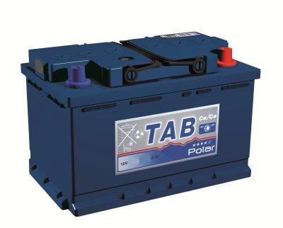 Аккумулятор автомобильный Tab Polar Blue 60 R коротк.