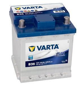 Аккумулятор автомобильный 44 VARTA BLUE DYNAMIK