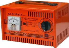 Зарядные устройства УЗ-С-12-6.3