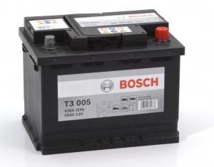 Аккумулятор автомобильный Bosch Т3 55 R
