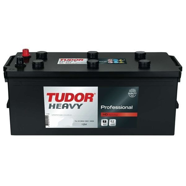 Грузовой аккумулятор Tudor Starter 190