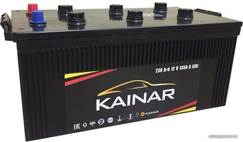 Грузовой аккумулятор Kainar Euro 230 L+
