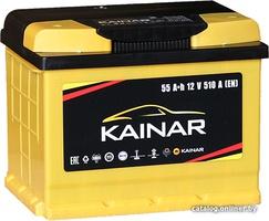 Аккумулятор автомобильный Kainar 55 R+