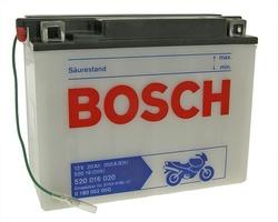 Аккумулятор для мотоциклов BOSCH SY50-N18L-AT 20Ah