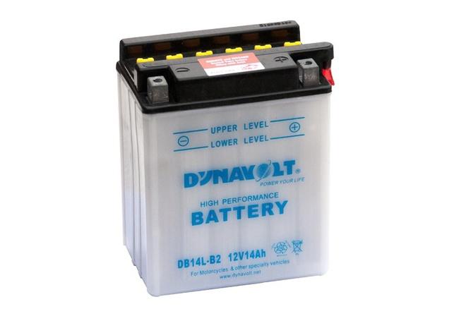 Аккумулятор для мотоциклов Dynavolt DA DB 14L-A2